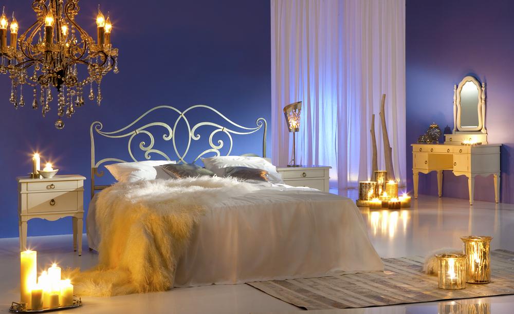 תאורה שכולה נרות מושלמת לערב רומנטי